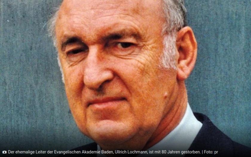 Ullrich Lochmann